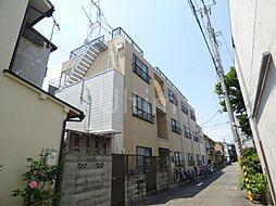 京都府京都市上京区杉若町の賃貸マンションの外観