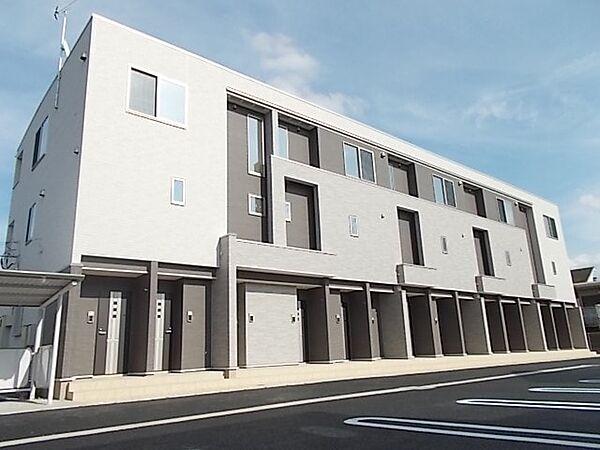 千葉県成田市本城の賃貸アパート