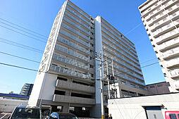 福岡県福岡市東区千早5丁目の賃貸マンションの外観