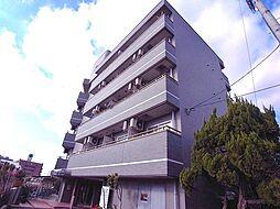ベルデ忍ヶ丘[4階]の外観