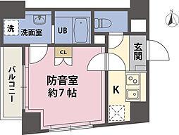 鶯谷駅 12.1万円