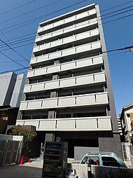 大阪府大阪市阿倍野区天王寺町南3丁目の賃貸マンションの外観