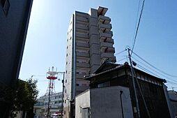 岡山県倉敷市老松町2の賃貸マンションの外観