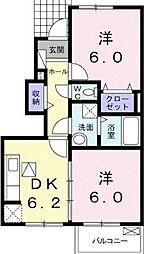 サンガーデン和泉壱番館[         101号室]の間取り