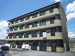 大阪府河内長野市中片添町の賃貸マンションの外観