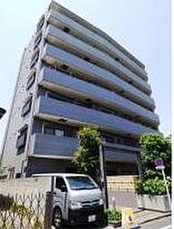 東京都豊島区目白4丁目の賃貸アパートの外観