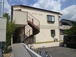 大阪府箕面市小野原東4丁目の賃貸マンションの外観
