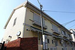 [タウンハウス] 千葉県市川市八幡6丁目 の賃貸【/】の外観