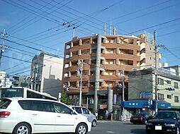 京都府京都市左京区下鴨前萩町の賃貸マンションの外観