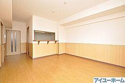 穴生ペットマンション[4階]の外観