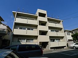 岩崎マンション[2階]の外観
