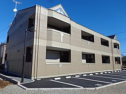 千葉県千葉市若葉区桜木8丁目の賃貸アパートの外観