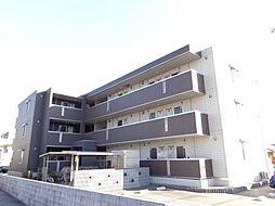 ヴィーブルF[1階]の外観