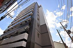 エステムコート三宮駅前IIIマジェスティ[402号室]の外観