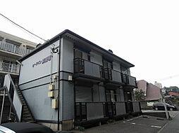 福岡県北九州市小倉北区菜園場2丁目の賃貸アパートの外観