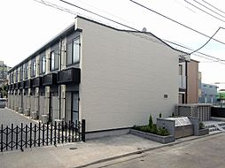 東京都江戸川区瑞江3丁目の賃貸アパートの外観