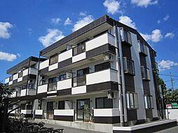 埼玉県川口市芝下3丁目の賃貸マンションの外観