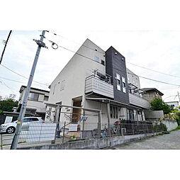神奈川県伊勢原市桜台2丁目の賃貸アパートの外観