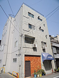 延山マンション[3階]の外観