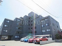 グランメゾン東札幌[1階]の外観