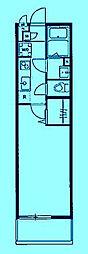 リブリ・宮崎台[1階]の間取り