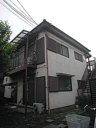 東京都小金井市前原町1丁目の賃貸アパートの外観