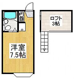 鶴瀬駅 2.4万円