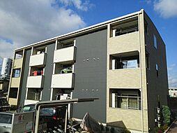 JR片町線(学研都市線) 忍ヶ丘駅 徒歩22分の賃貸アパート