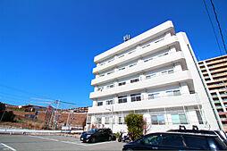 ホワイトヒルマンション[6階]の外観