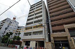パークフラット新栄(旧ラフィット新栄)[2階]の外観