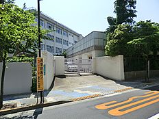 篠崎第二中学校 540m