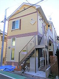ユナイト浜町チャールストンの調べ[2階]の外観
