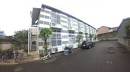 大阪府大東市中垣内1の賃貸アパートの外観