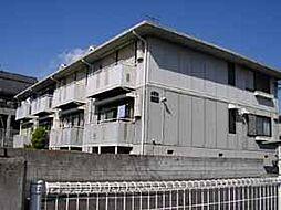 千葉県千葉市稲毛区園生町の賃貸アパートの外観