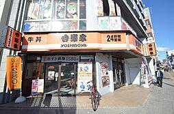 ドール堀田I[6階]の外観