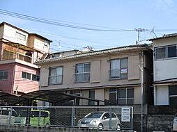 長崎県長崎市中小島2丁目の賃貸アパートの外観