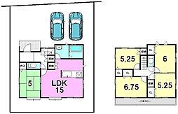 天白区 中平 2号棟 ブルーミングガーデン 新築戸建
