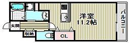 Reis Handler[6階]の間取り