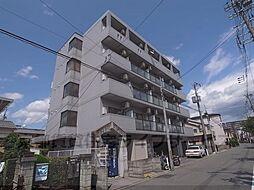 プリマベーラ西京極(旧ハウスセゾン西京極[406号室]の外観