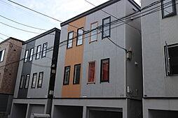 FLAT・J白石本通B棟[303号室]の外観