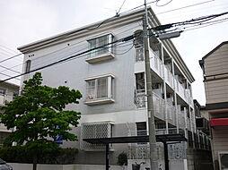 ジュネパレス松戸第17[105号室]の外観
