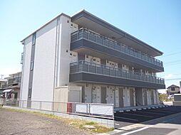 トラスティII[3階]の外観