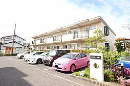 神奈川県横須賀市津久井3丁目の賃貸マンションの外観