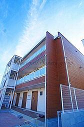 神奈川県大和市深見台1丁目の賃貸マンションの外観