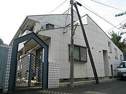 雅17ワイズ[1階]の外観