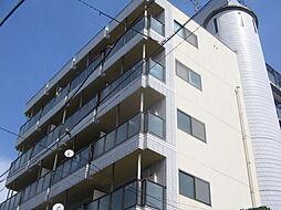 大阪府大阪市住吉区長居東1丁目の賃貸マンションの外観