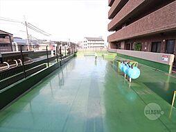 東千里OMパレス[6階]の外観