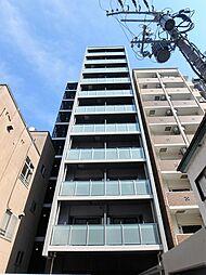 ジアコスモ江戸堀パークフロント[4階]の外観