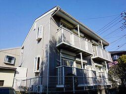 千葉県船橋市飯山満町2の賃貸アパートの外観