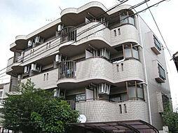 愛知県名古屋市守山区廿軒家の賃貸マンションの外観